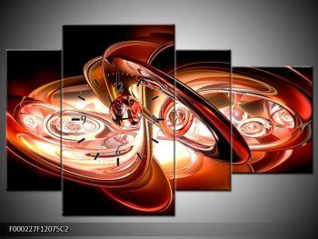 Moderní abstraktní obraz (F000227F12075C2)