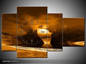 Obraz skály a pláže (F000300F12075C2)