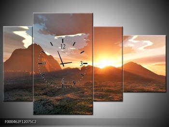 Obraz západu slunce (F000462F12075C2)