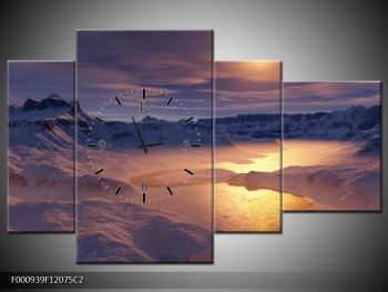 Krásný obraz zimní krajiny (F000939F12075C2)