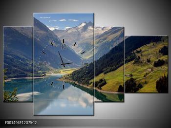 Obraz horského údolí (F001494F12075C2)