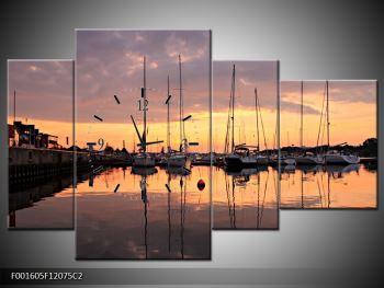 Obraz přístavu (F001605F12075C2)