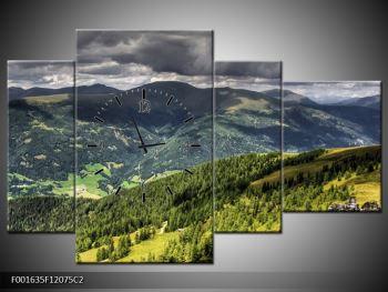 Obraz horského údolí (F001635F12075C2)