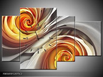 Abstraktní obraz - spirál (F001693F12075C2)