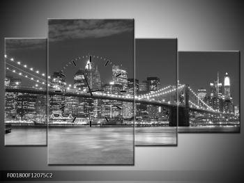 Moderní obraz - New York (F001800F12075C2)