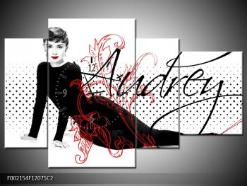 Obraz - Audrey Hepburn (F002154F12075C2)