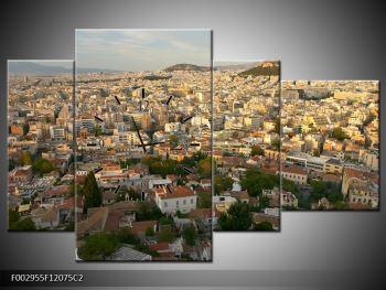 Obraz rozsáhlého města  (F002955F12075C2)