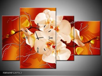 Obraz bílých orchidejí (F005694F12075C2)