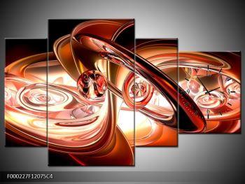 Moderní abstraktní obraz (F000227F12075C4)