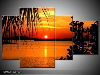 Obraz západu slunce (F000276F12075C4)