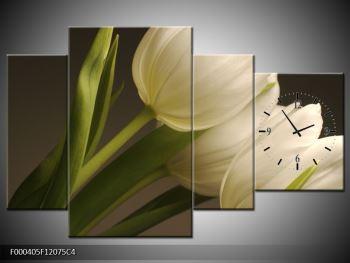 Obraz světlých tulipánů (F000405F12075C4)
