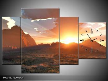 Obraz západu slunce (F000462F12075C4)