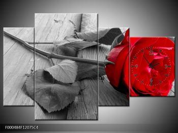 Obraz růže (F000484F12075C4)
