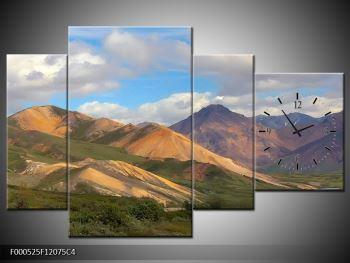 Obraz pohoří (F000525F12075C4)