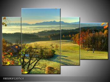 Krásný obraz podzimní krajiny (F001043F12075C4)