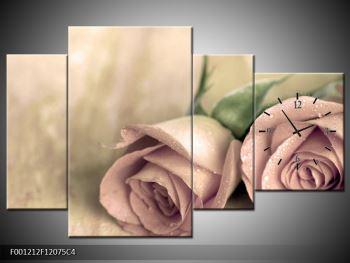 Obraz jemných růží (F001212F12075C4)