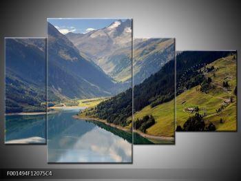 Obraz horského údolí (F001494F12075C4)