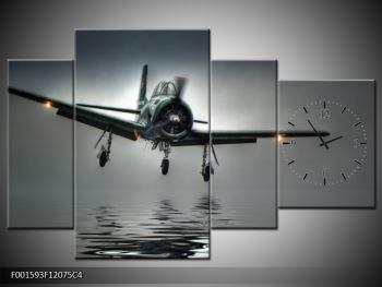 Obraz letadla  (F001593F12075C4)