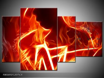Obraz ohnivé postavy (F001691F12075C4)
