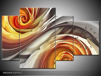 Abstraktní obraz - spirál (F001693F12075C4)