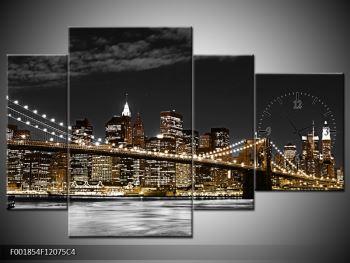 Obraz žlutého New Yorku (F001854F12075C4)