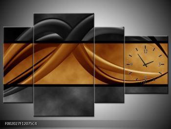 Dvoubarevný obraz chapadel (F002027F12075C4)