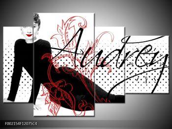 Obraz - Audrey Hepburn (F002154F12075C4)