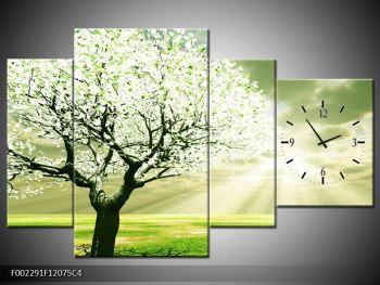 Obraz stromu na jaře (F002291F12075C4)