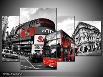 Obraz dvoupatrového autobusu (F002318F12075C4)