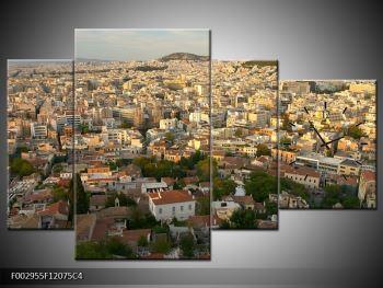 Obraz rozsáhlého města  (F002955F12075C4)