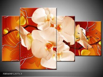 Obraz bílých orchidejí (F005694F12075C4)