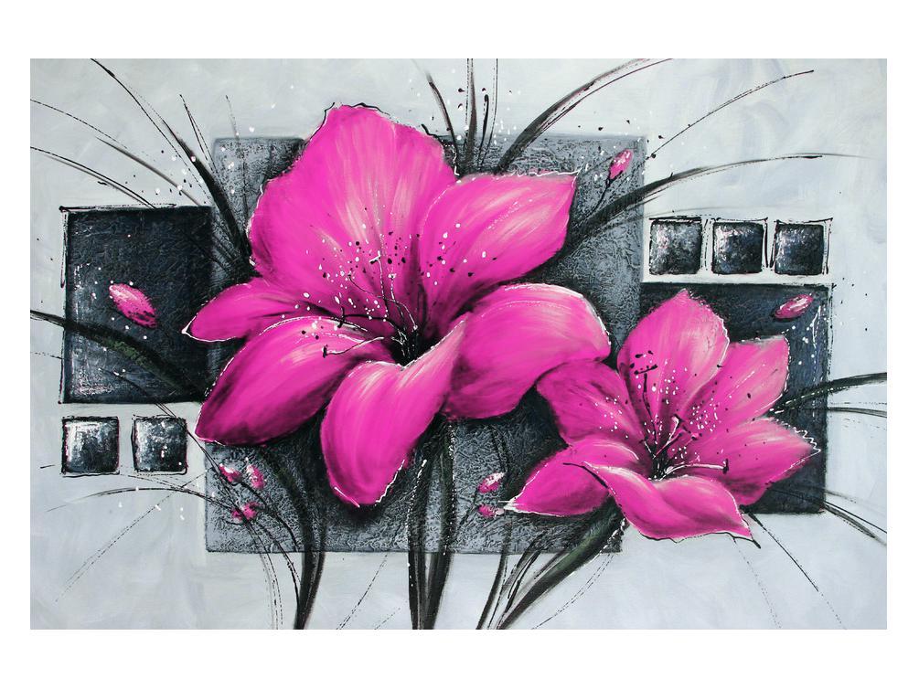 Tablou cu flori (K012456K12080)