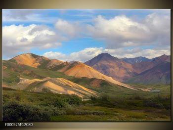 Obraz pohoří (F000525F12080)