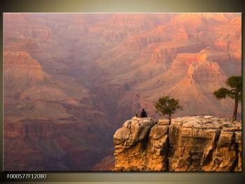 Obraz kaňonu (F000577F12080)