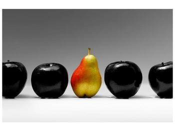 Obraz dvou jablek a hrušky (F001587F12080)