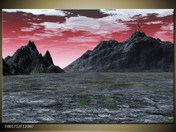 Obraz skalnaté přírody (F001712F12080)