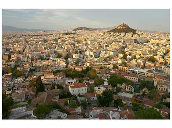 Obraz rozsáhlého města  (F002955F12080)