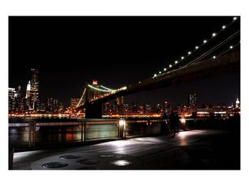 Tablou cu podul Brooklyn (K010844K12080)