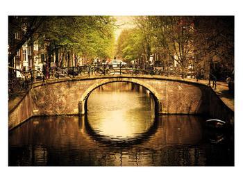 Tablou cu Amsterdam (K011246K12080)