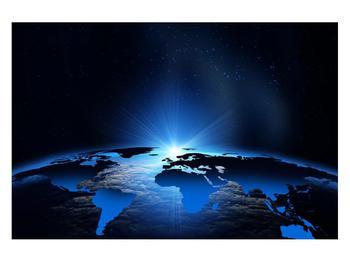 Obraz mapy světa (K011269K12080)