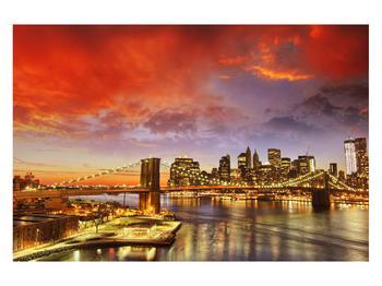 Tablou cu podul Brooklyn (K011278K12080)