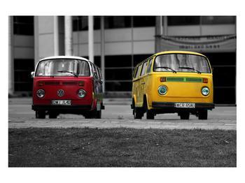 Obraz starých vozidiel (K011401K12080)