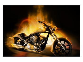 Tablou cu motocicleta (K012329K12080)