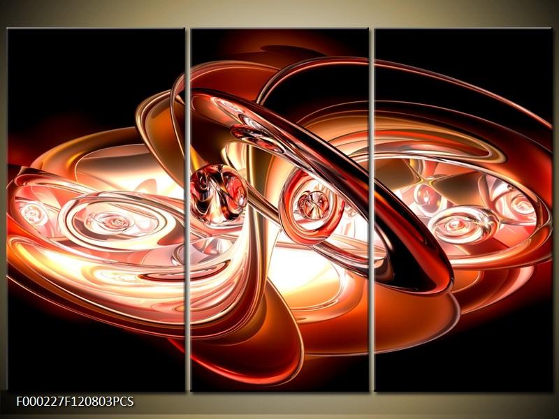 Moderní abstraktní obraz (F000227F120803PCS)