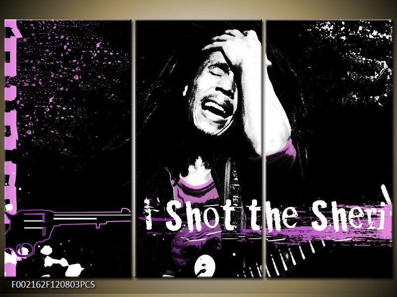 Obraz Bob Marley (F002162F120803PCS)