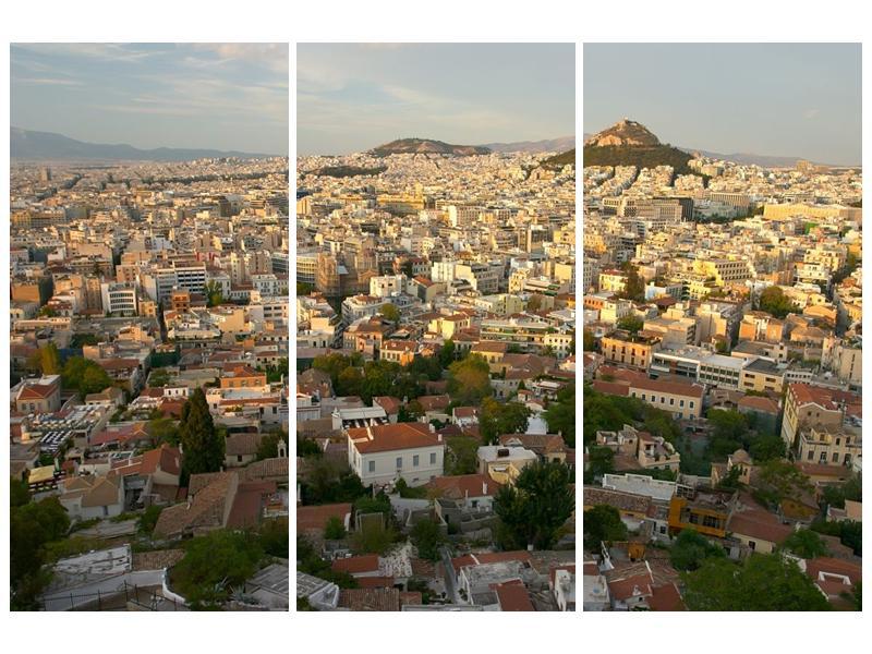 Obraz rozsáhlého města  (F002955F120803PCS)