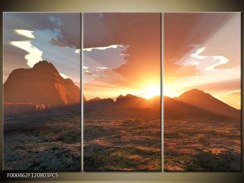 Obraz západu slunce (F000462F120803PCS)
