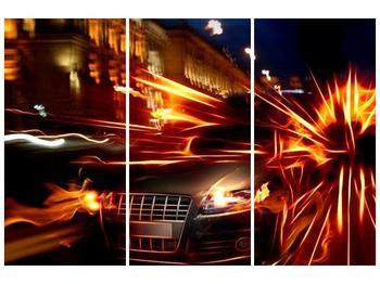 Obraz jedoucího auta (F000797F120803PCS)
