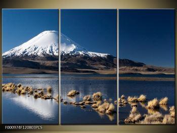 Obraz zasněžené hory (F000974F120803PCS)