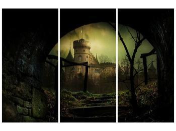 Obraz hradu (F001453F120803PCS)
